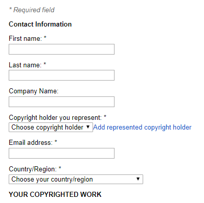 How to Report Duplicated Content to Google DMCA