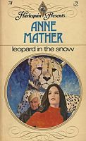 Anne Mather - Leopard in the Snow