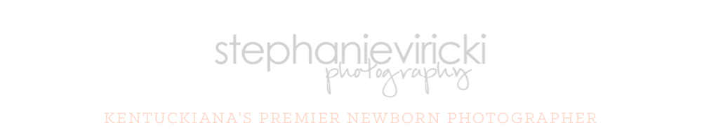 Louisville Newborn Photographer | Stephanie Viricki Photography