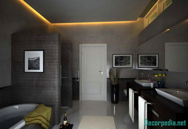 . New bathroom ceiling designs and ideas 2019