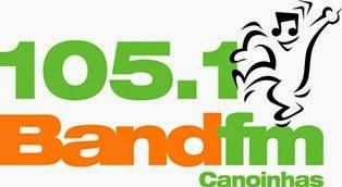 Rádio Band FM de Canoinhas SC ao vivo