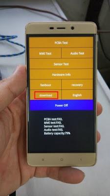Xiaomi Redmi 4APrime Kamu Terbukti Terinfeksi Rom Distributor Abal-Abal Ini Tutorial Cara Pindah ke Rom Officialnya