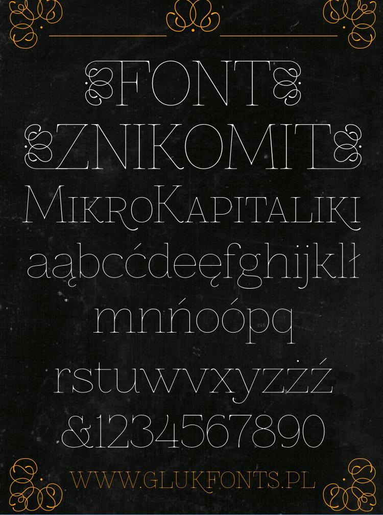 Phone Fonts