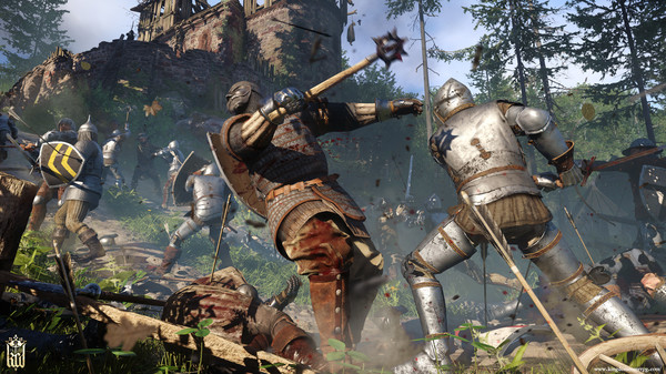 Kingdom Come Deliverance lanza nuevo parche de 16 GB