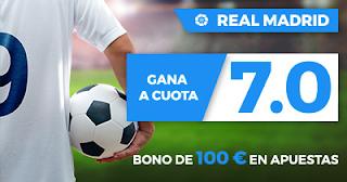 Paston Megacuota Liga Santander: Girona vs Real Madrid 29 octubre