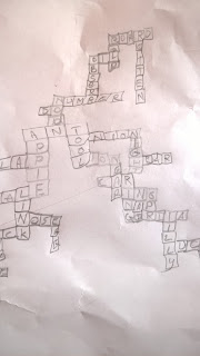 In Home school Reading writing activities