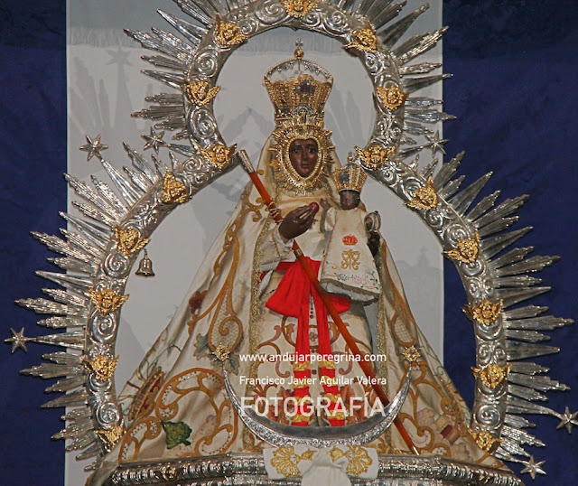 Virgen de la Cabeza Andújar