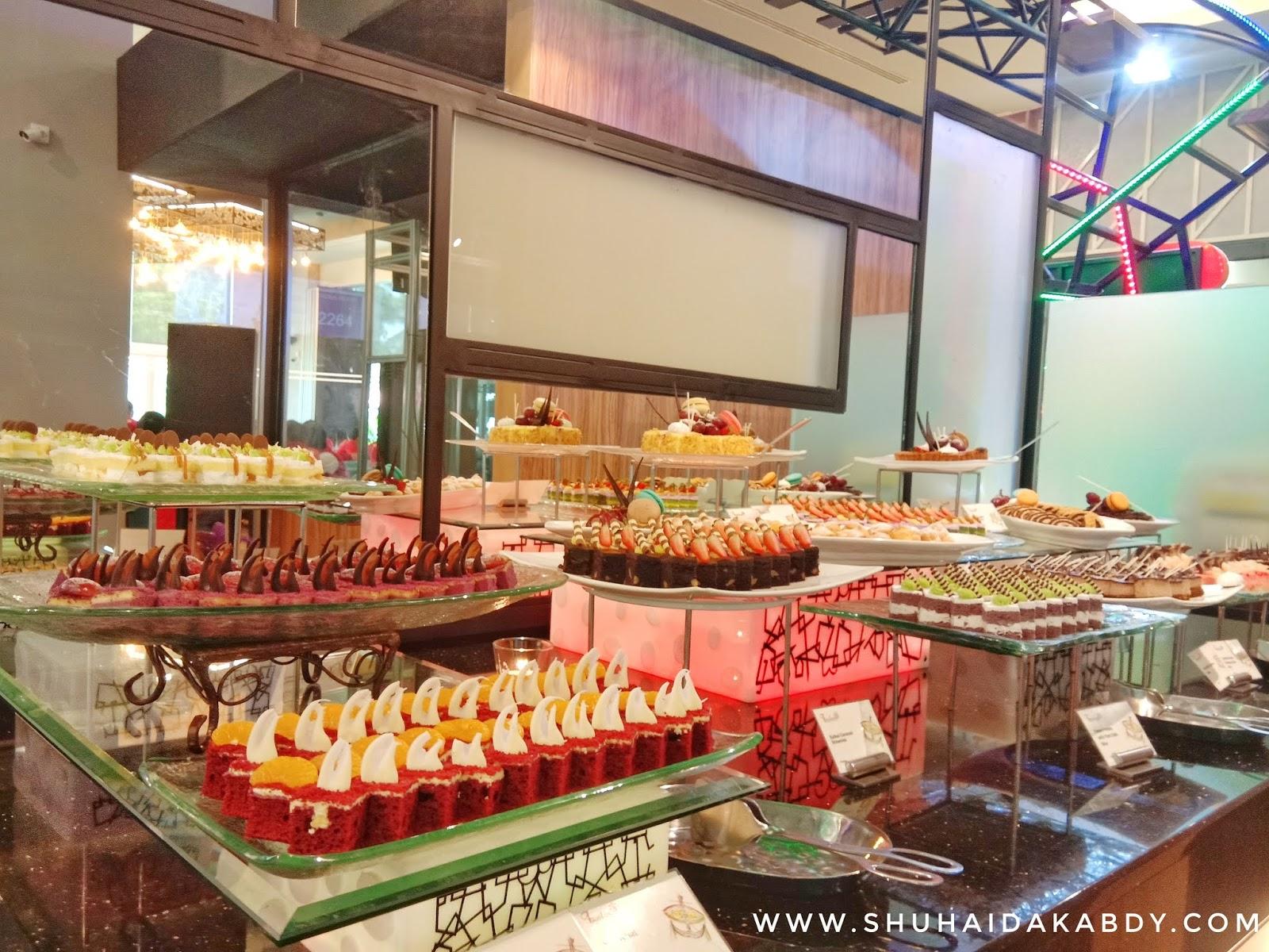 Buffet Cahaya Ramadhan di Bangi Resort Hotel