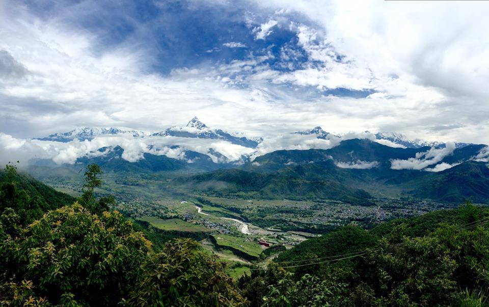 Trekking Nepal Himalaya Pokhara The Most Beautiful Place In Nepal
