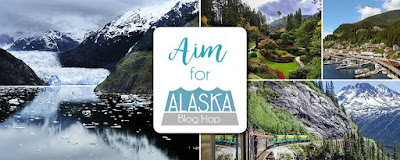 Aim for Alaska Blog Hop - Inspired by Alaska