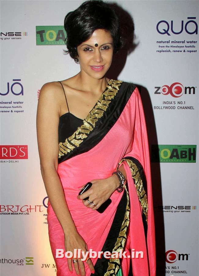 Mandira Bedi, Top Bollywood Celebs at India Resortwear Fashion Week 2013