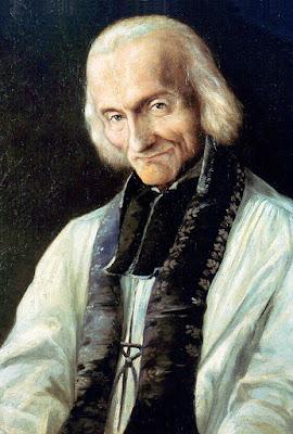 Le Saint Curé d'Ars et ses sermons. Le-saint-cure-d-ars