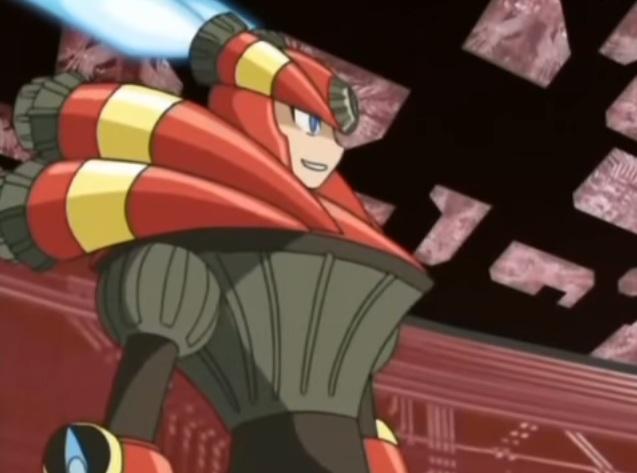 Megaman nt warrior axess episode 10