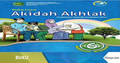 Buku MI Kls 6 Kurikulum 2013 Akidah A Revisi 2016