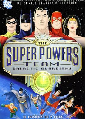 Superamigos: O Time de Super Poderes - Guardiões da Galáxia