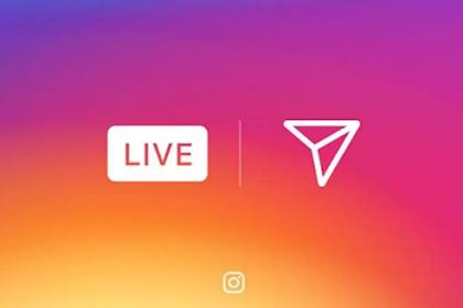 Cara Siaran Langsung pada Instagram