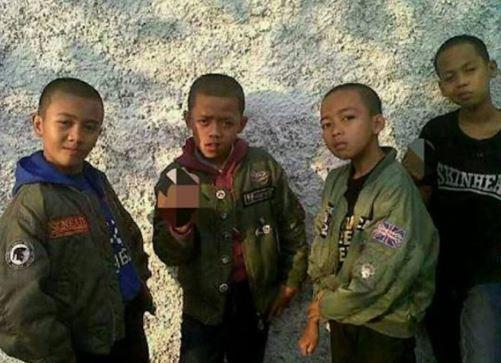 Budak Skinhead Lancar 'Perang' Terhadap Raver Dan Hipster