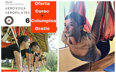 Yoga, Columpio, Hamaca, Trapeze, Swing, Hamac, Balancoire, Acro