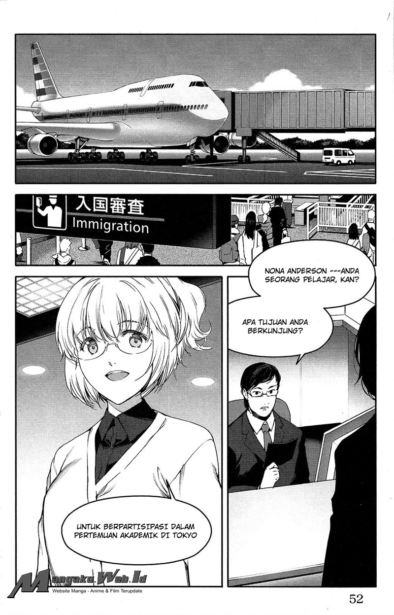 Darwin's Game Chapter 34-3