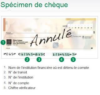 Comment remplir cheque desjardins canada comment remplir for Banque des jardin