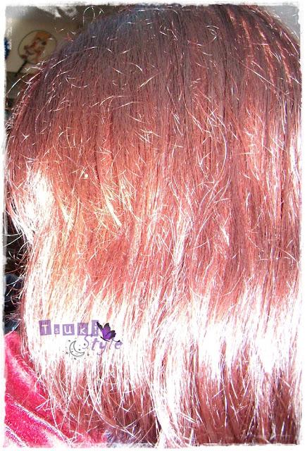 garnier color sensation rojo