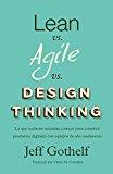 Libros de administración proyectos - Lean, Agile vs Design Thinking