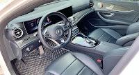 Nội thất Mercedes E300 AMG 2017 đã qua sử dụng màu Trắng