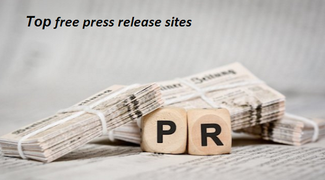 Top 200+ Free Top Press Release Submission Site | Online Press Release Site List | Submit a Press Release.