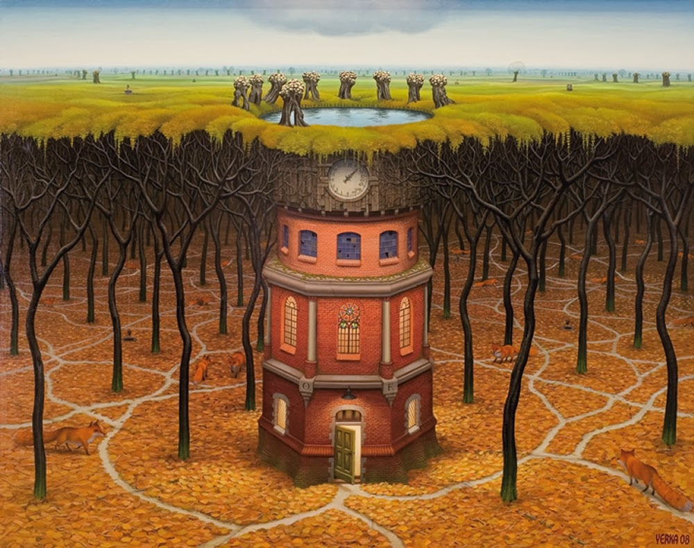 05-Jacek-Yerka-Surreal-Dream-Paintings-www-designstack-co