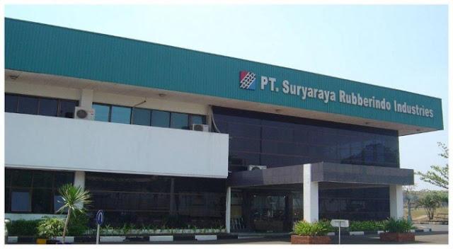 Lowongan Kerja Cileungsi Bogor Januari 2016 PT Suryaraya Rubberindo Industries