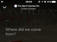 Cara Menampilkan Lirik Lagu Di iPhone (iOS)