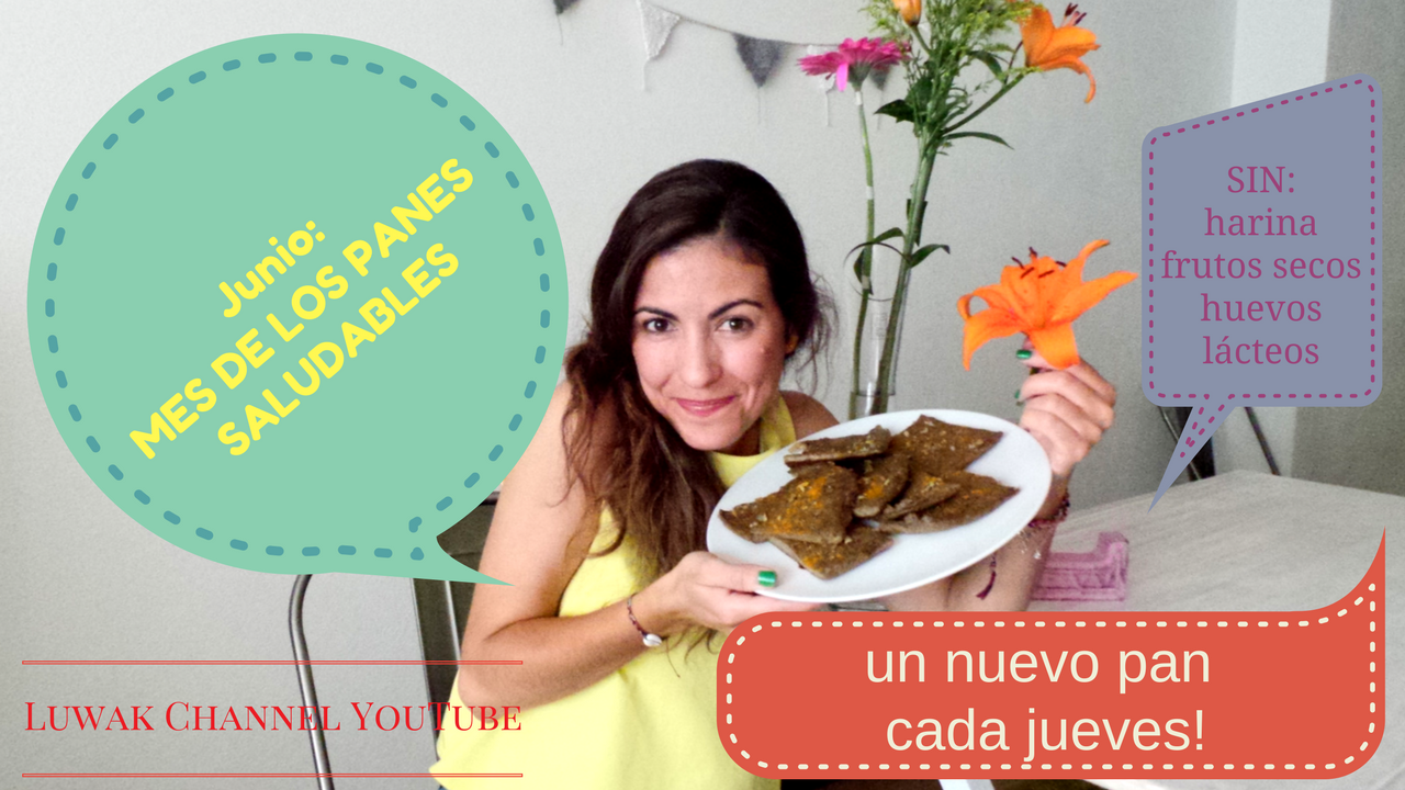 JUNIO: MES DEL PAN SALUDABLE EN LUWAK CHANNEL
