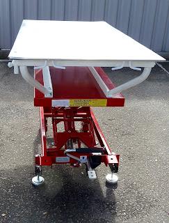 veterinary operating table - hydraulics