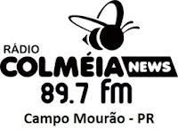 Rádio Colméia FM 89,7 de Campo Mourão PR