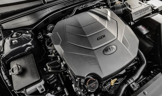 2017 Kia Cadenza Engine Review