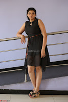 Khanishka new telugu actress in Black Dress Spicy Pics 54.JPG