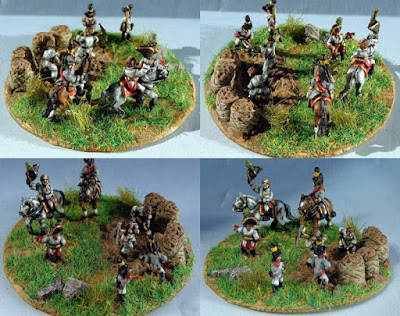 Joint 1st place: Austrian High Command, by steam flunky - wins £20 Pendraken credit, and a split of a 4Ground £30 voucher!