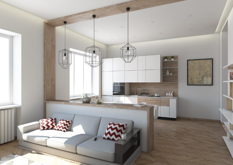 Render progetto architetti Studio Lumarch GoPillar