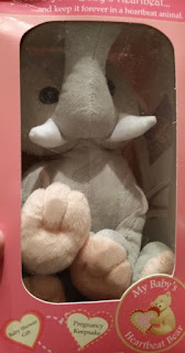 My Baby's Heartbeat Bear lil elephant 1