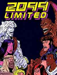 Read 2099 Limited Ashcan online