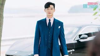 pemain utama pria whats wrong with secretary kim