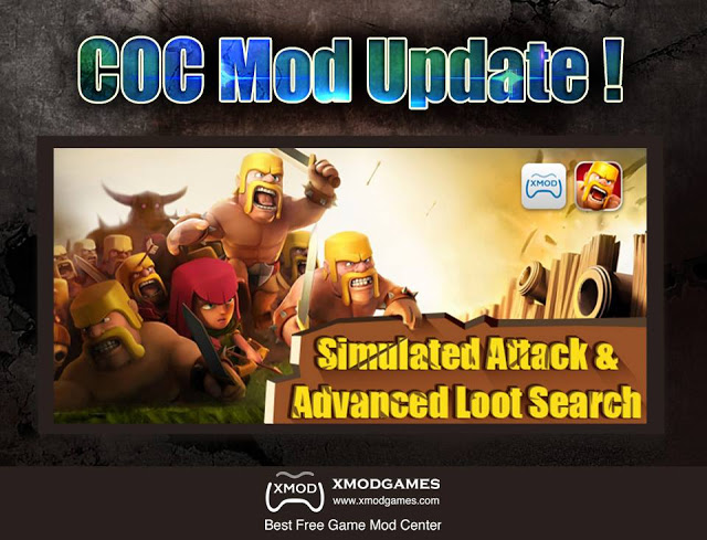 Clash of Clans | COC Xmodgames Latest Update ( DOWNLOAD NOW