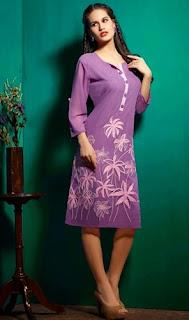 Sulu Tunic / Kurti Fashion