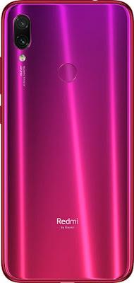 Redmi Note 7 Pro Nebula Red