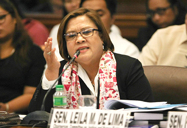 De Lima: More witness to surface for drug killings probe