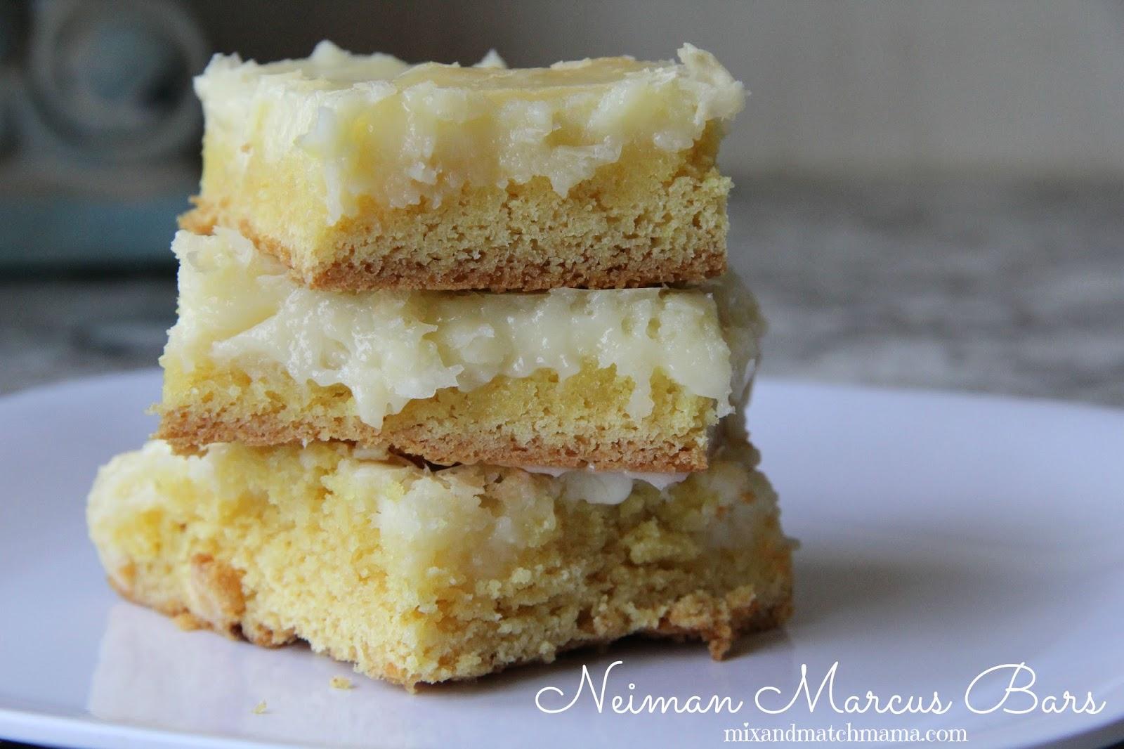 Neiman Marcus Butter Cake Recipe