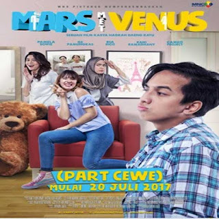 Download Film Mars Met Venus (Part Cewe) (2017) Full Movie
