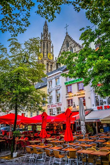 10 Best Places to Holiday in Belgium (100+ Photos) | Cafes - Antwerp, Belgium