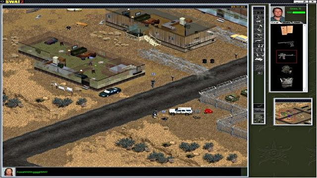 Police Quest: SWAT 2 (Demo) - Image du Jeu