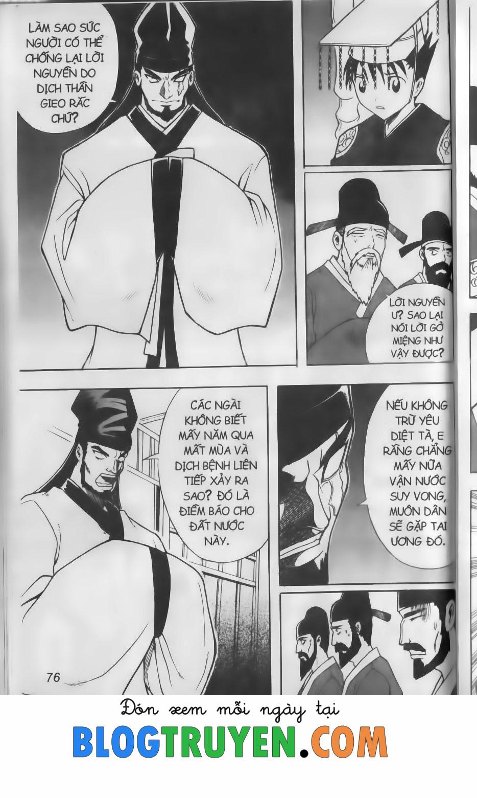 Hội pháp sư chap 71-a trang 21